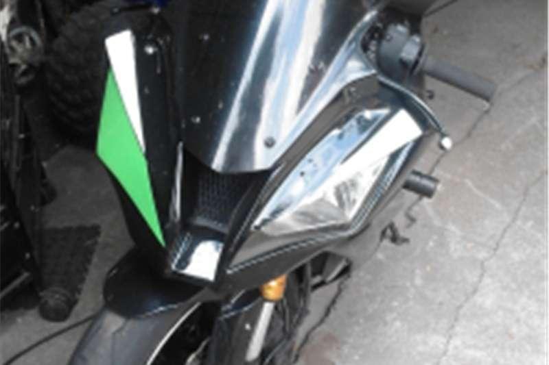Kawasaki ZX10-R TRACKBIKE 2014