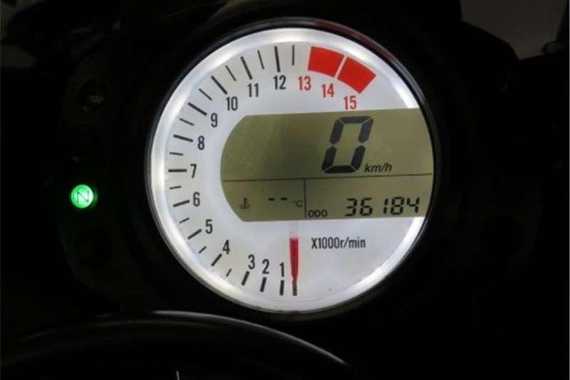 Kawasaki ZX10 Red 2006