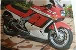Kawasaki ZX10 to swop for caravan 1995