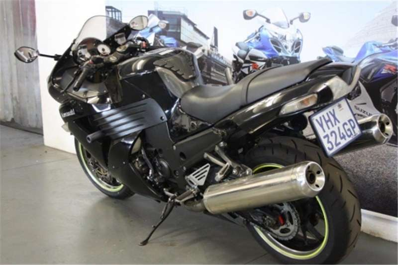 Kawasaki ZX14 1400cc (CC101 378) 2006
