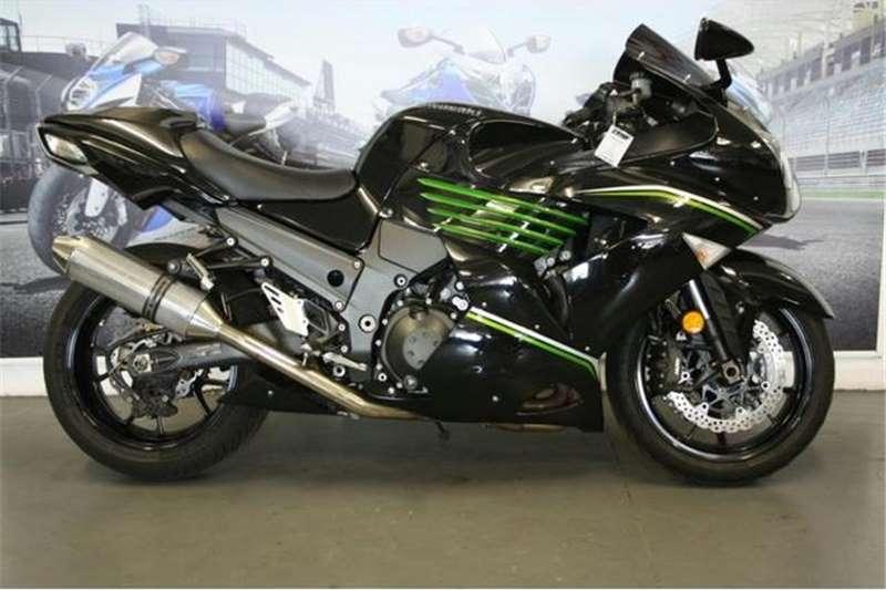 Kawasaki ZX14 Ninja 2010