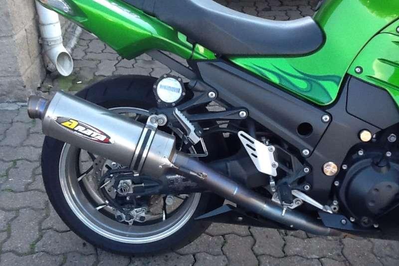 Kawasaki ZX14 Ninja Special Edition 2012
