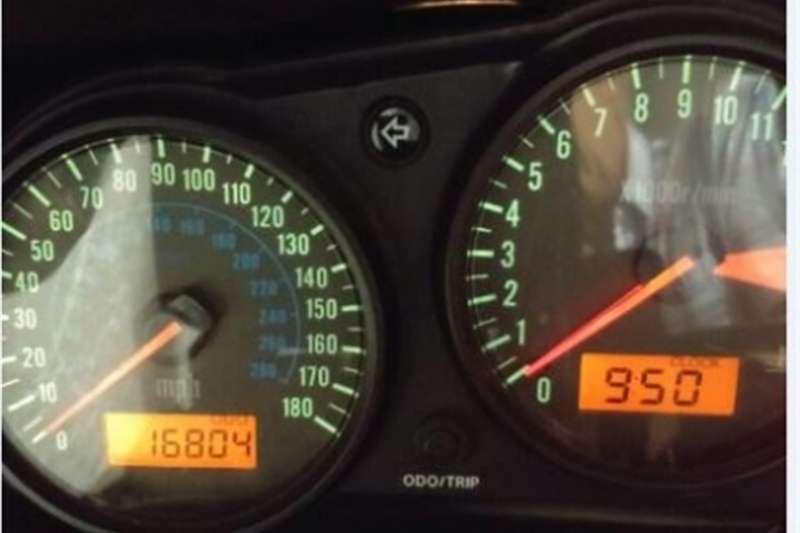 Kawasaki ZX6-R 0