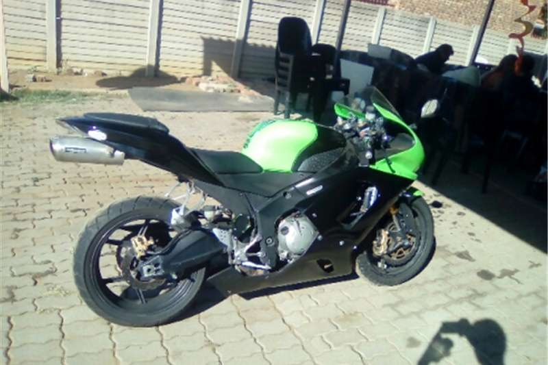 Kawasaki zx636 for sale 0