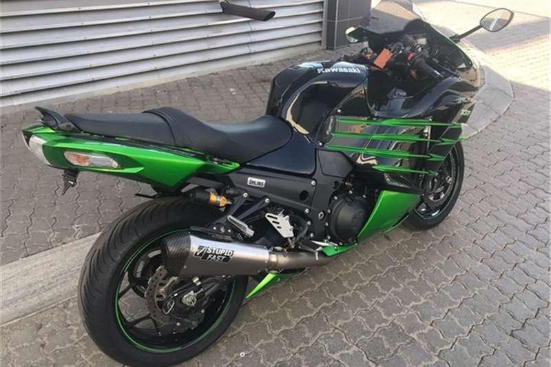 Kawasaki ZZR1400 ABS OHLINS 2014