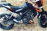 KTM 125 abs 2013