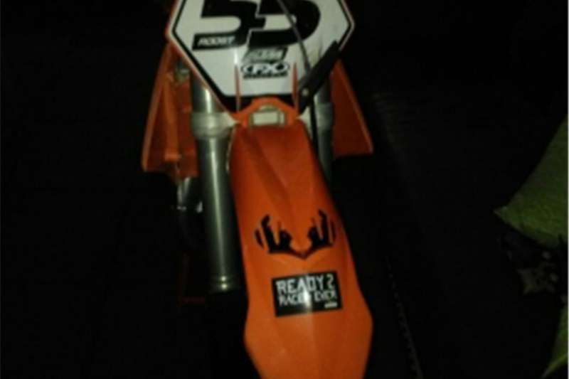 KTM 125 SX 2003