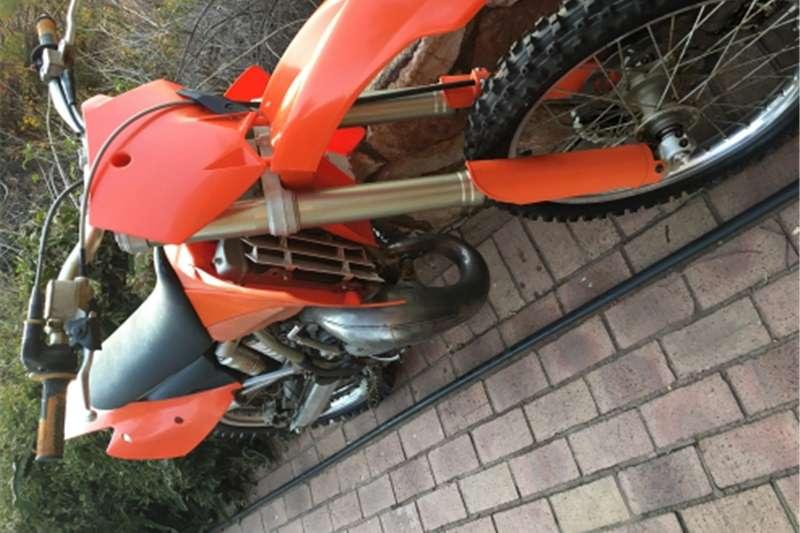 KTM 200 2 stroke 2003