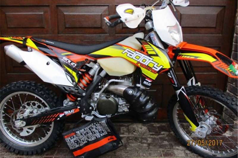 Ktm  Xcw For Sale Gauteng