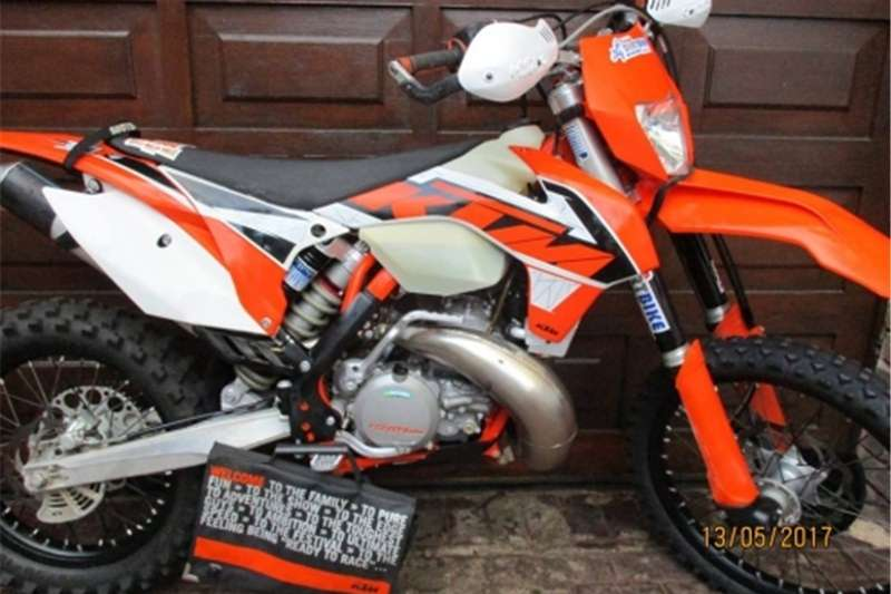 2016 ktm 300 xcw motorcycles for sale in gauteng | r 72 500 on