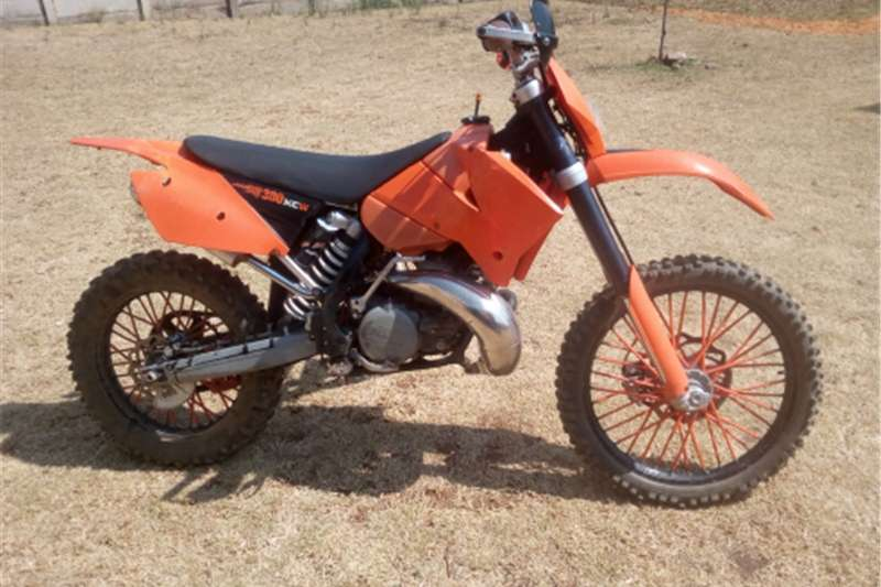 KTM 300 XCW for sale 2007