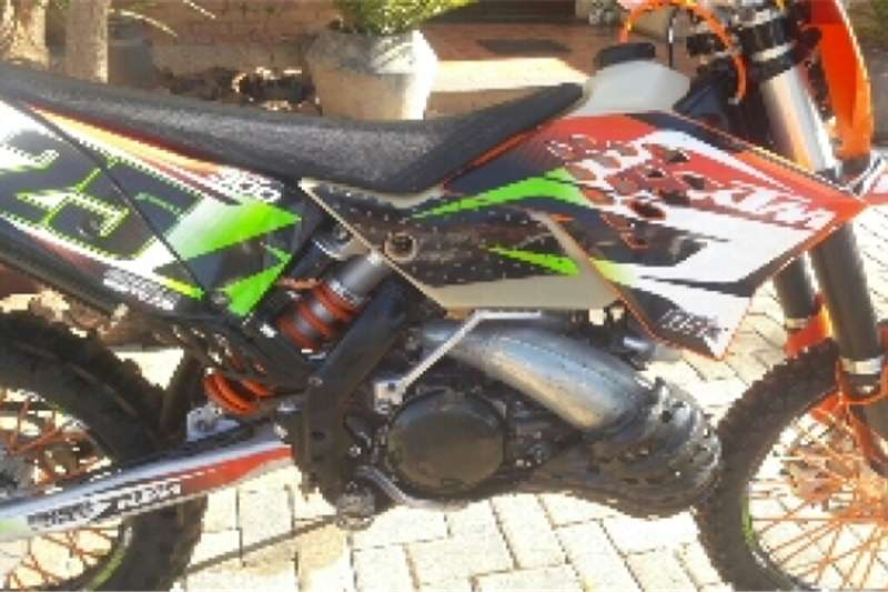 KTM 300cc XCW 0