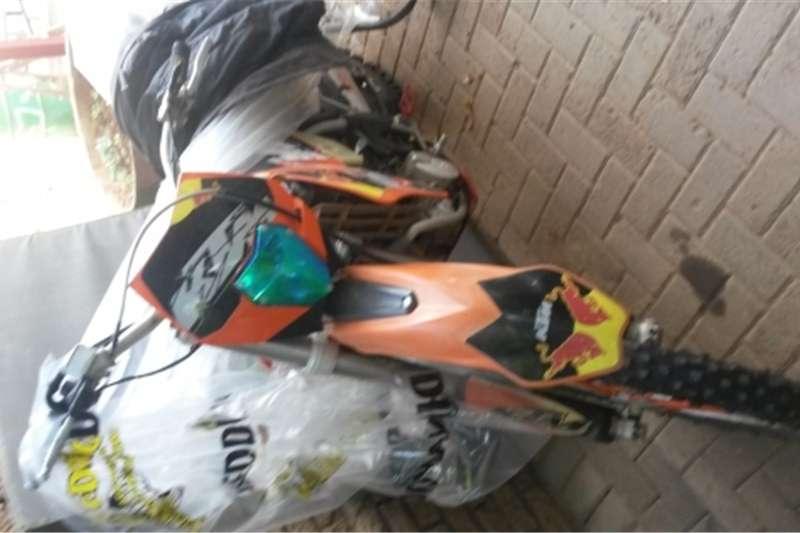 KTM 400 enduro clean bike exelent condition 0
