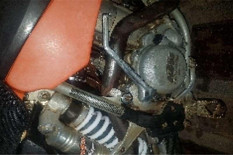 KTM 450 2004
