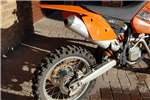 KTM 450 EXC RACING BIKE 2006