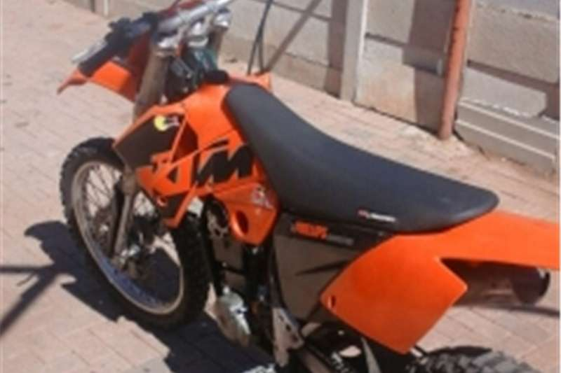 KTM 450 sx 2005