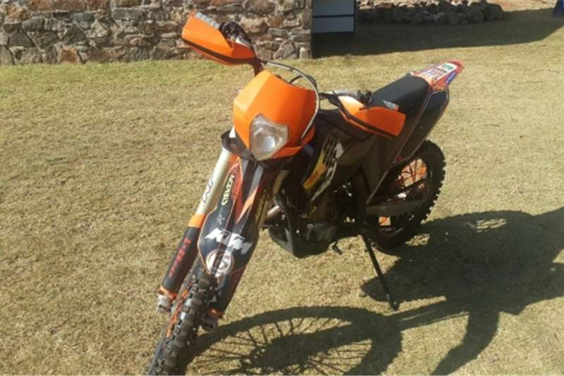 KTM 450 xc w enduro for sale 2009