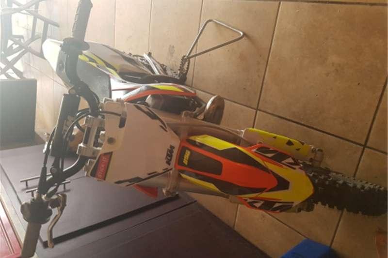KTM 50sx 2016
