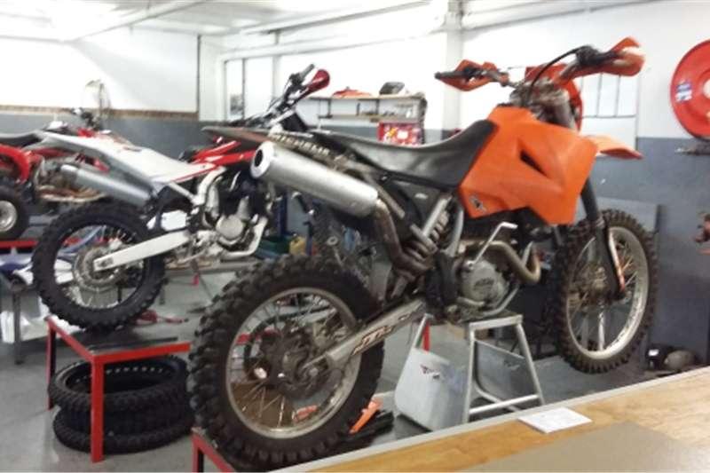 KTM 520 EXC 0
