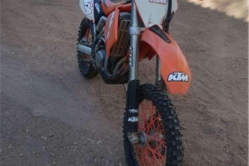 KTM 525 2004