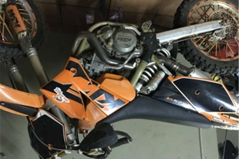 KTM 525 sx 0
