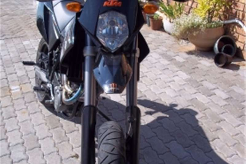 KTM 640 SM 2006
