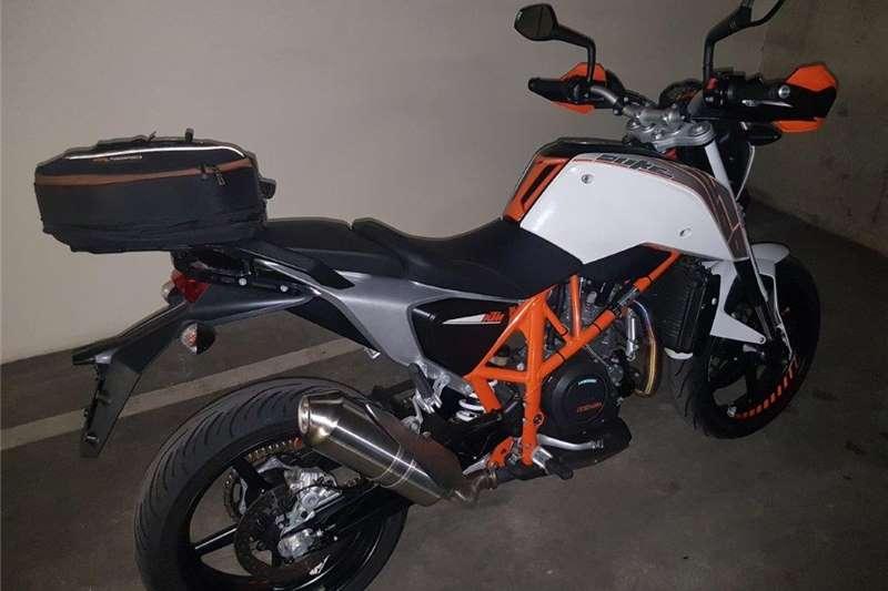 KTM 640LC4 Duke 690 2012