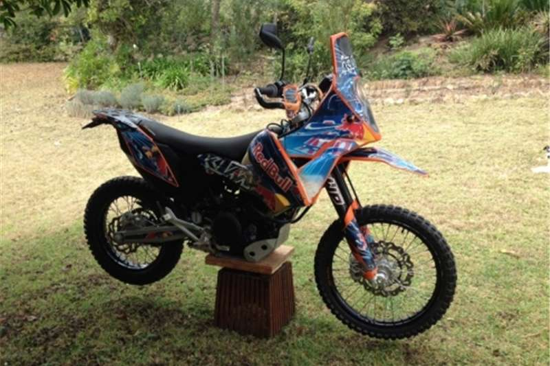 KTM 690 ENDURO RALLY 2010