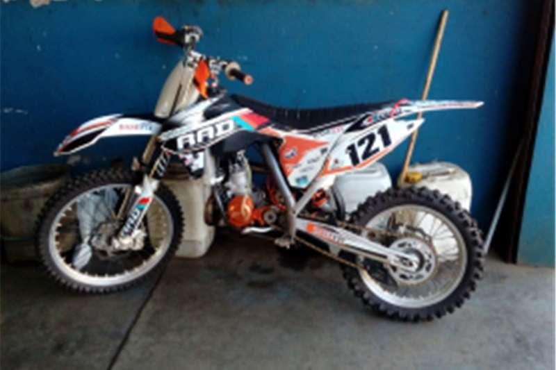KTM 85 sxs 0
