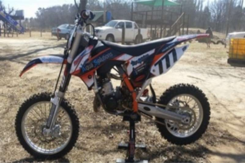 KTM 85cc SX small wheel 2014 2014