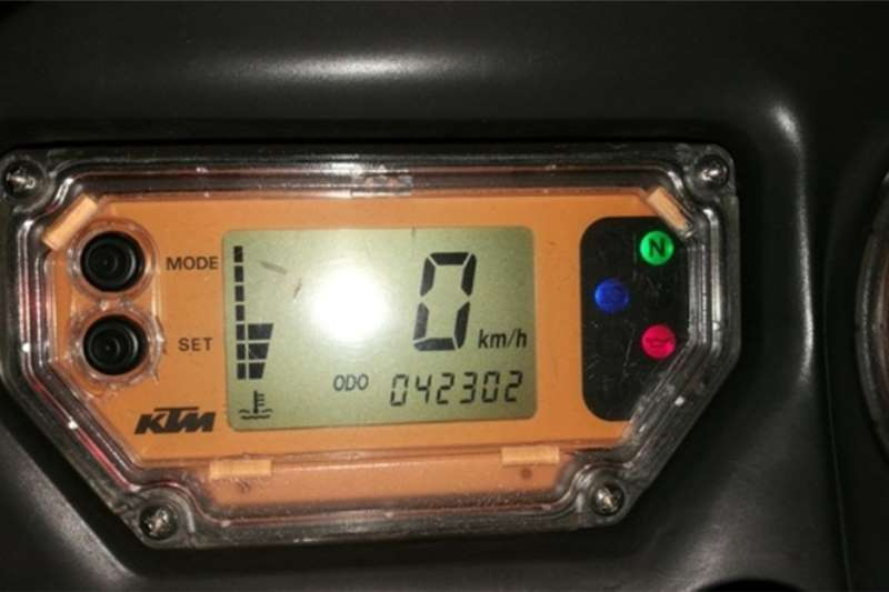 KTM 990 Superduke 2005