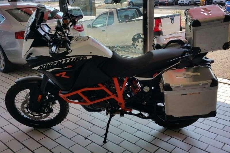 KTM Adventure 2013