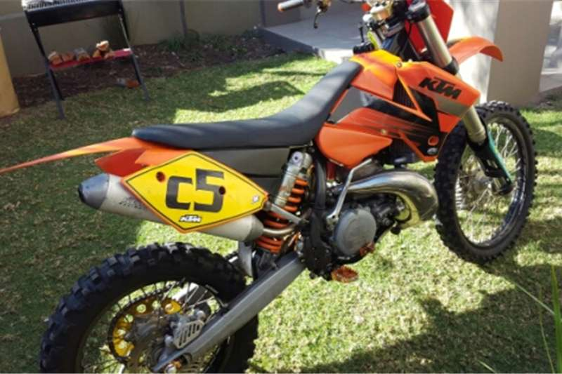 KTM Enduro spec 0