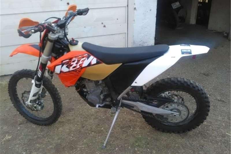 KTM EXCF 250 2011