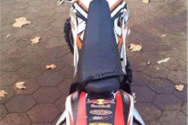 KTM Freeride 350 for sale 2013