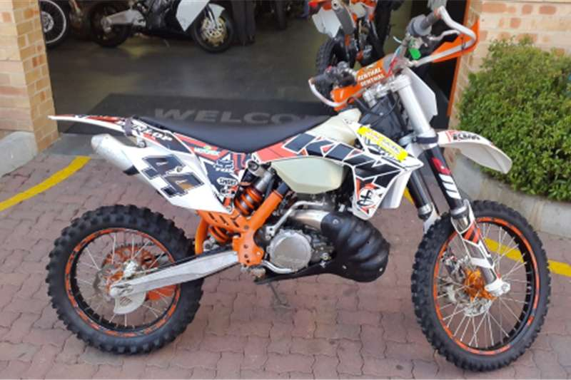 KTM XC W(Top & Bottom End Done) 2012