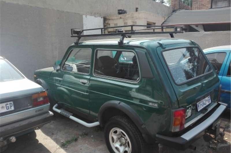 Lada Niva 4x4 2004