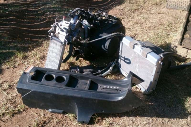 Linhai complete engine and gearbox 0