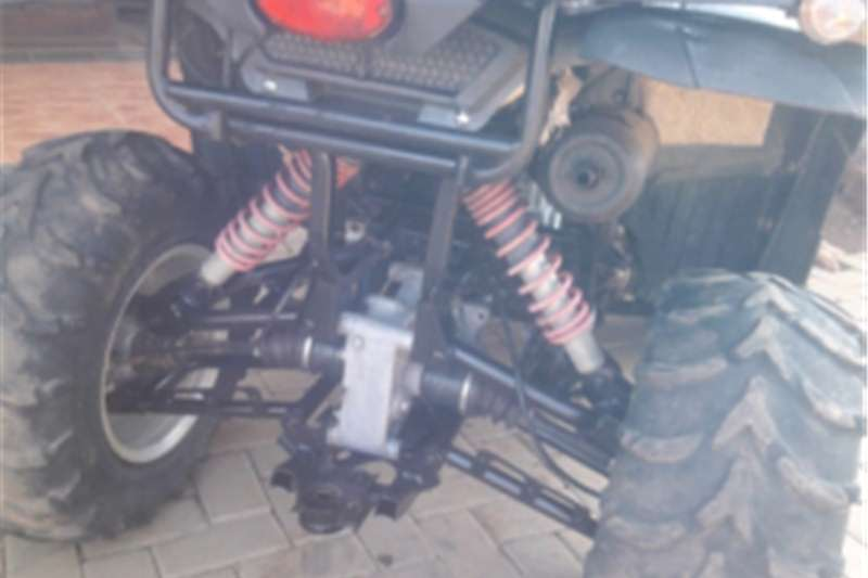 Linhai Ruster 400 cc 4x4 0