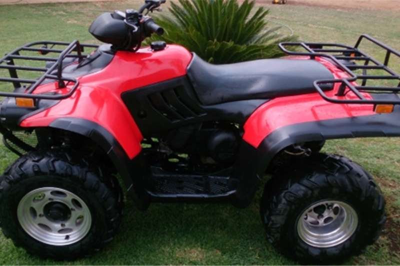 Linhai Rustler 300 4x4 quad for sale 0