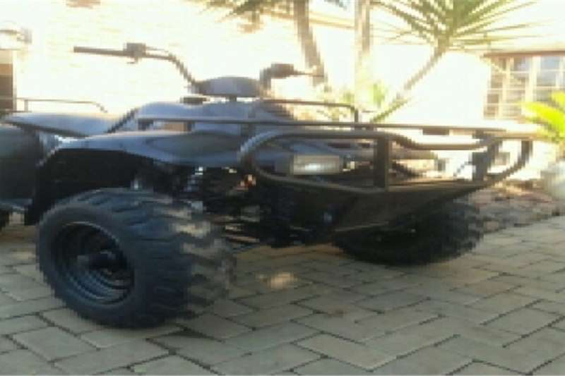 Linhai Rustler 400cc 4x4 0