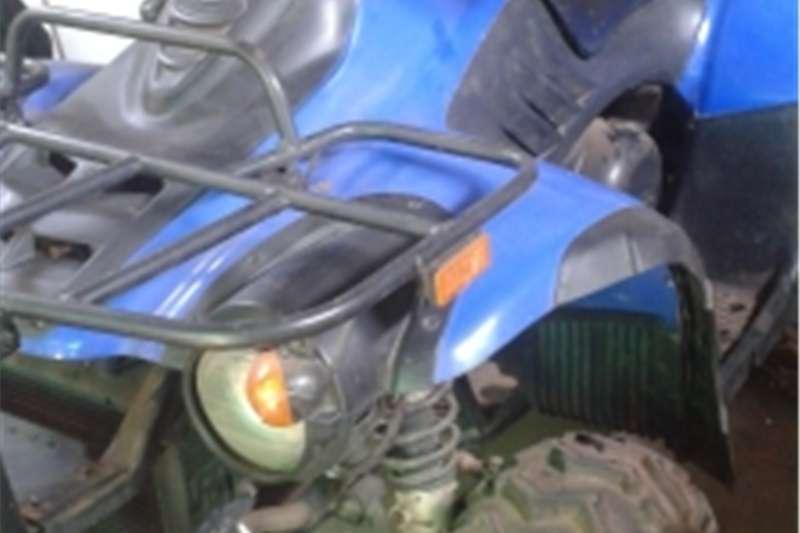 Linhai Rustler Quad bike 0