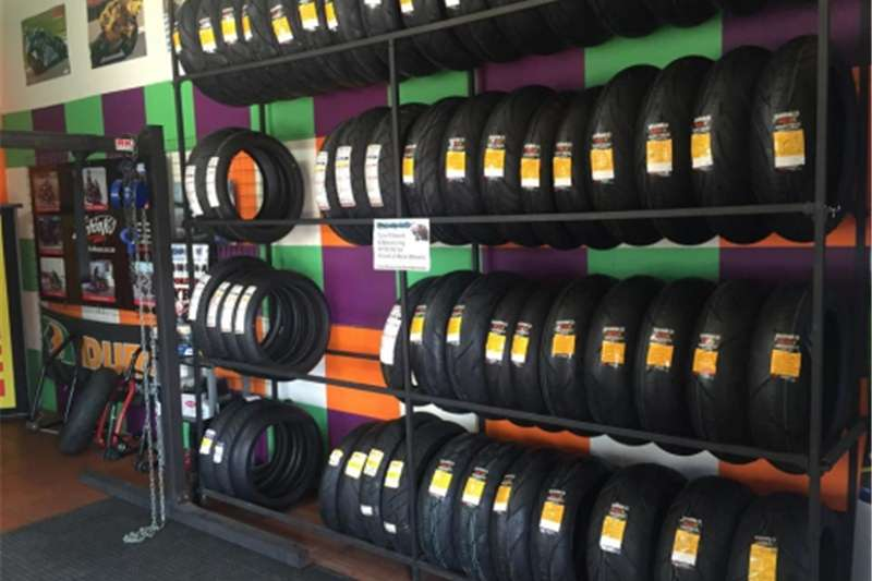 Mazda 2 Dual Compound Tyres at Frost BikeTech 0