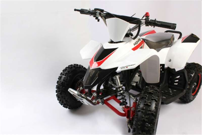 Mazda 2 stroke kids petrol quad bikes with better carburet 0