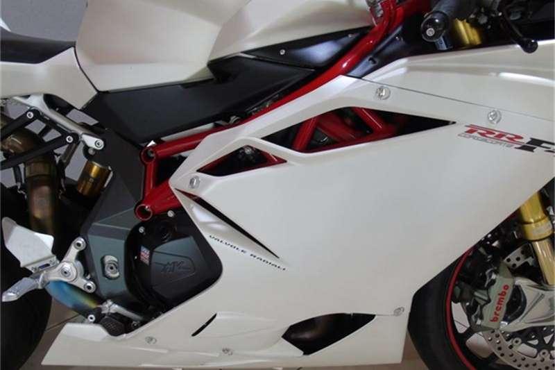 MV Agusta F4rr 1000R 2012