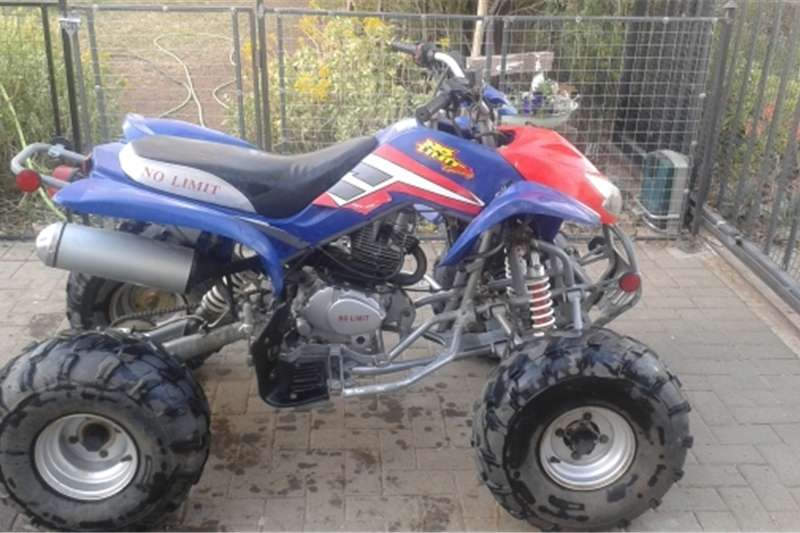 No Limit 250cc Quad bike 0