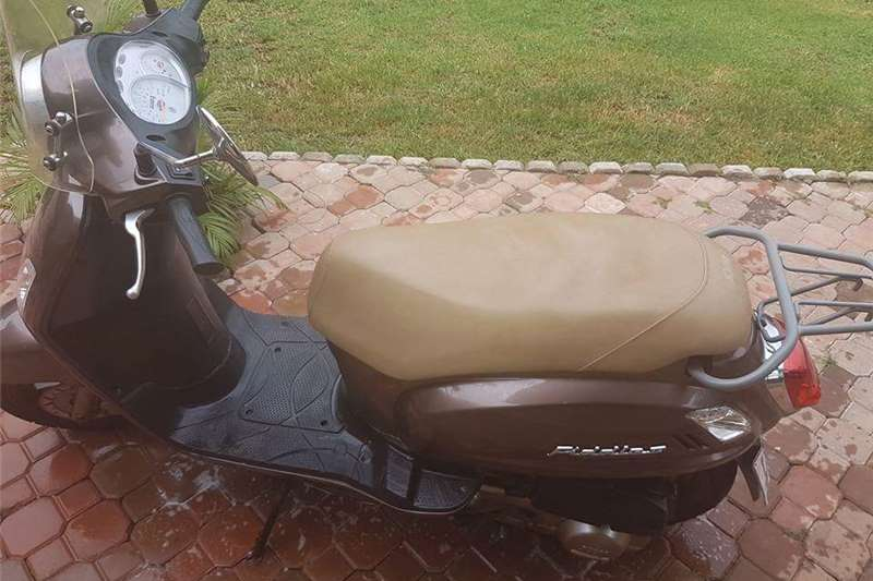 Other Other (Trikes) 150 cc Sym Fiddle ii 2015