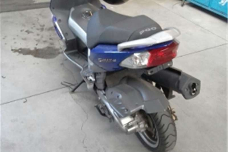 PGO G-Max 125 scooter for sale 0