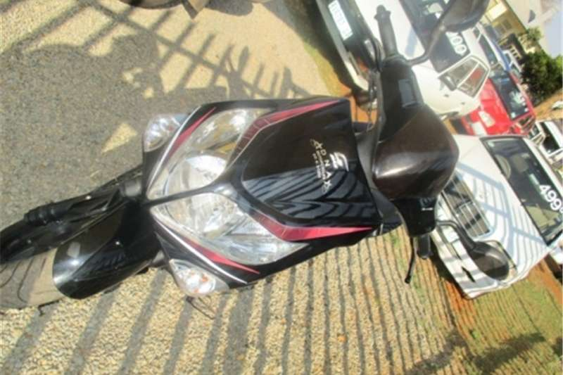 PGO G-Max Scooter 0