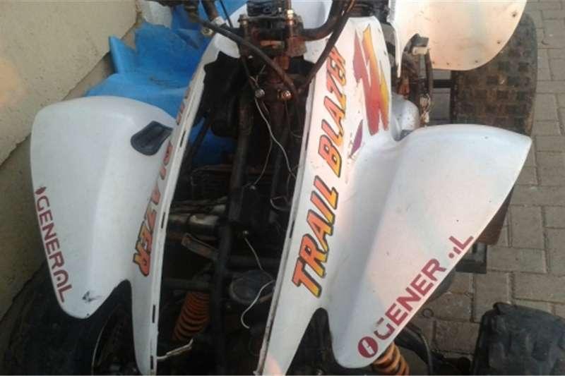 Polaris 250cc Quad 0